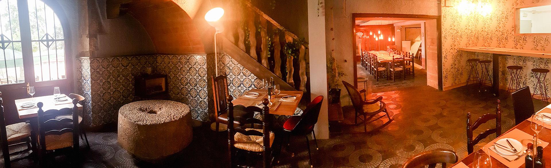 @terrarestaurant_gorchs, Restaurant Ecologic Terra Km0 El Gorchs Granollers